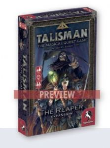 Talisman (Fourth Edition) : The Reaper